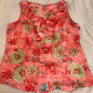 Anne Klein summer blouse 👚